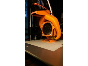 """Radial Fan """"Fang"""" 5015 parts cooler duct (FLSun i3 with e3d v5 or v6)"""