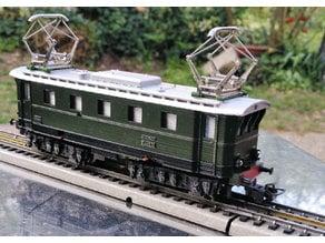 SEG800 - E44.5 Locomotive for the Märklin 3011 Chassis