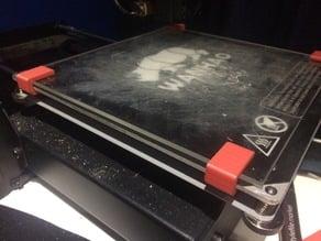WANHAO Duplicator i3+ Borosilicate Glass (3mm) Clip