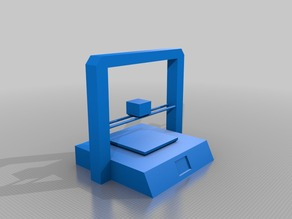 Mini toy 3D printer