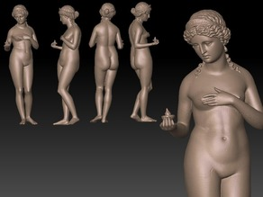 Ancient Venus sculpture