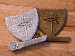Ingress Enlightened Badge