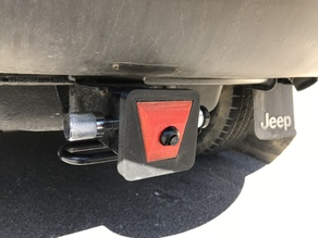 "Backup Camera Mount for 2"" Hitch - REMIX"