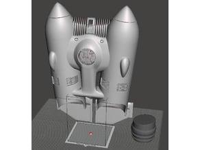Rocketeer Jetpack