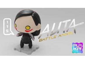 Alita Battle Angel (Berserk body)