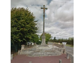 Operation Martlet Monument for Chain of Command
