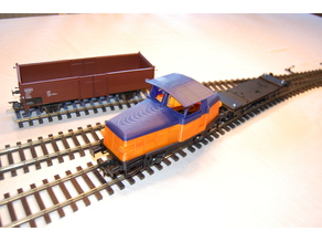 Z70 Locomotive for Lenz Remix