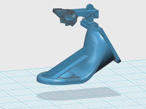 E3D V6 Lite Effector Circular Fan mount