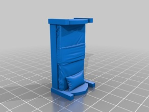 Bed made 28mm for Openforge