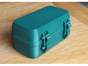 Customizable Rugged Waterproof Box
