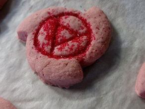 Rose Quartz Symbol Cookie Cutter - Steven Universe