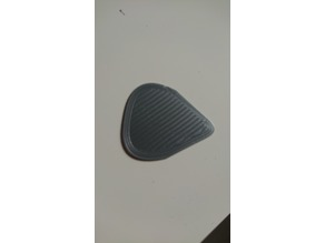 Guitar Pick (0.4mm thick)