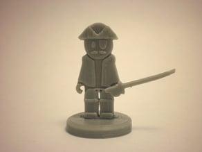 FlatMinis: Pirate