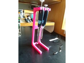 Stand-up Claw Pipette Stand