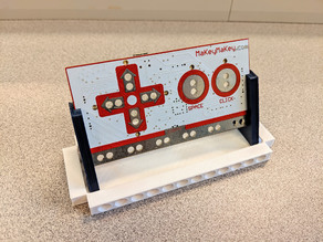 Modular Base for Makey Makey (LEGO Technic Compatible)
