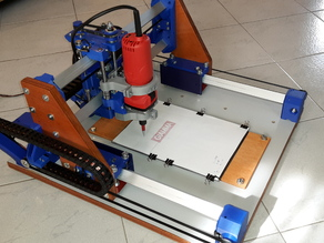 Root2cnc with large tool