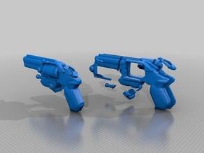 GOW Boltok Revolver