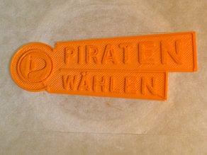 Piraten Wählen Schauobjekt
