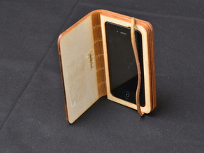 iPhone 4 Book Case
