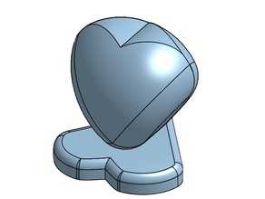 3D Heart FG creations