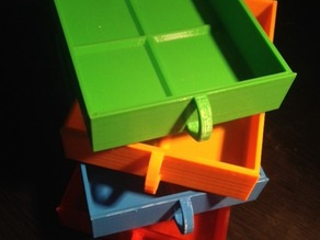 Drawer with no dividers for thing:707815