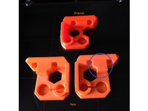 Prusa i3 Mk3 Z-Axis Top Stop