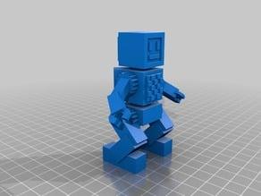E-Mate Retro Futuristic Robot