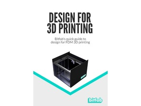 How to design for 3D printing ebook