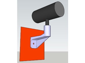 Oculus Camera Sensors Mounts Shelf and Wall, 30deg etc...