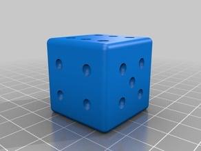 30x30 mm dice