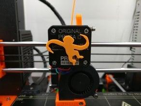 Monkey NEMA extruder motor rotation indicator