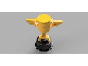 Piston Cup (CARS) Multiextruder