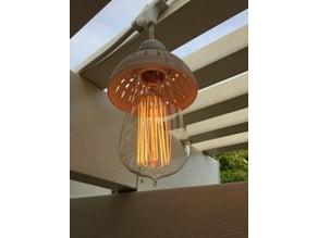 Outdoor Light Lamp Shade