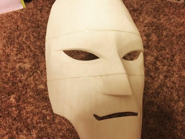 Amon Mask Papercraft