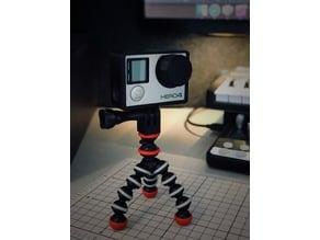 Simpliest Possible GoPro HERO4 Lens Cap