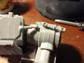 Adjustable Pistons for Interstellar Soldiering Types in Giant Dogs of War