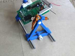 Cam Lever Clamp for PCB Holder