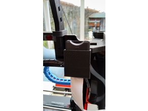 Mini SD Card reader holder for Anet A6/A8