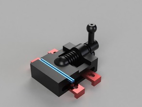 Mini Machine Vise for NanoBeam