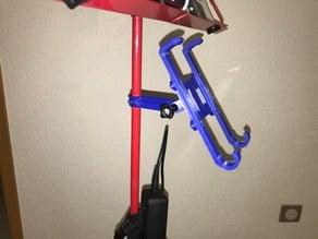 Ipad Mini Holder with Gopro mount