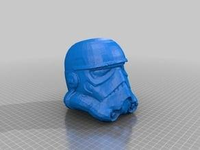 Stormtrooper helmet scan