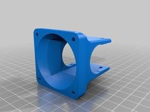 e3d v5 Fan duct from 50mm fan
