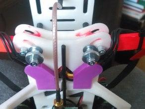 MHQ motor/esc wire cover