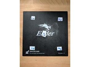 5-Point Ender 3 Leveling Procedure
