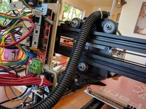 MakerFarm Pegasus X Carriage Stiffener