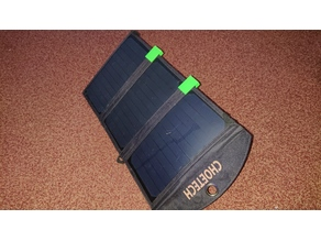 Solar Charger legs