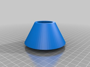 Large cone for Universal stand-alone filament spool holder
