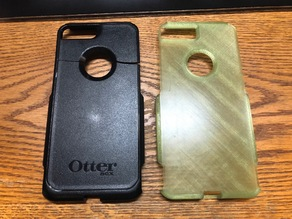Otterbox Commuter Replacement Shell iPhone Plus Models