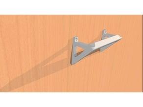 Heavy duty side-mounted handle