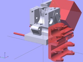 Universal Paste Extruder Body for i3